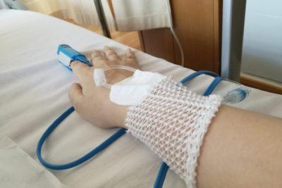 コロナ禍と障害と入院